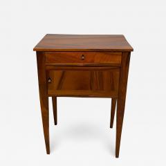 Small furniture Solid Walnut Biedermeier Restauration France circa 1820 - 2131749
