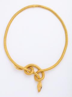 Snake Necklace - 1903135