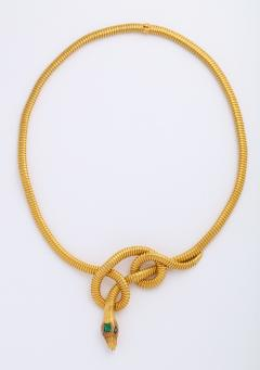 Snake Necklace - 1903137