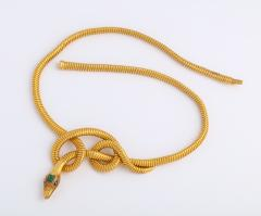 Snake Necklace - 1903140