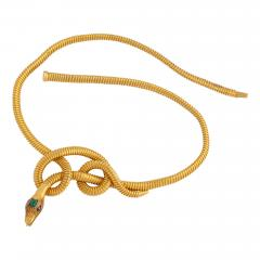 Snake Necklace - 1932849