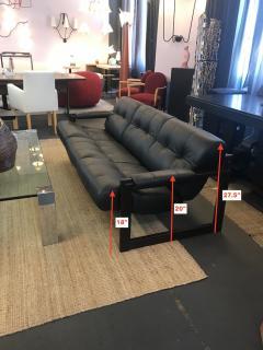 Sofa by Percival LAFER Brazil 60s - 1042758
