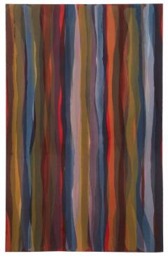 Sol LeWitt Brushstrokes in Different Colors in Two Directions Plate 04 - 915782