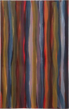 Sol LeWitt Brushstrokes in Different Colors in Two Directions Plate 04 - 916943