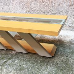 Solid wood coffee table 1980s - 2034990