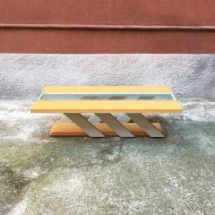 Solid wood coffee table 1980s - 2035023