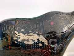 Someya Satoshi Rhino Contemporary Japanese Lacquer Art by Someya Satoshi - 1163024