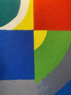 Sonia Delaunay Tapestry by Sonia Delaunay Finist re  - 1992227