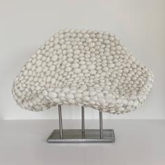 Sophie Brillouet SAGESSE I Seashell sculpture - 1504320