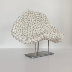 Sophie Brillouet SAGESSE I Seashell sculpture - 1504321