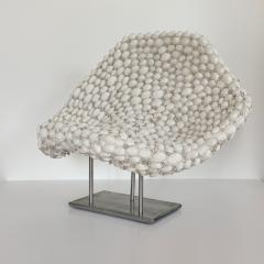 Sophie Brillouet SAGESSE I Seashell sculpture - 1504322