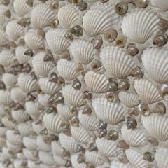 Sophie Brillouet SAGESSE I Seashell sculpture - 1504324