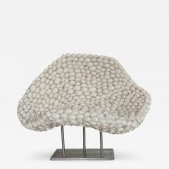 Sophie Brillouet SAGESSE I Seashell sculpture - 1509561