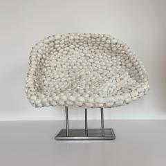 Sophie Brillouet SAGESSE II Seashell sculpture - 1504310