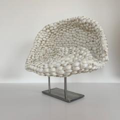 Sophie Brillouet SAGESSE II Seashell sculpture - 1504311