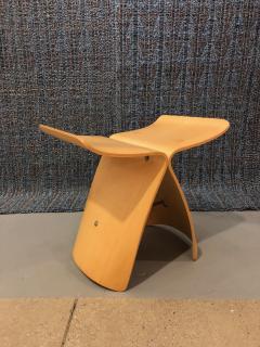 Sori Yanagi Sori Yanagi butterfly stool - 1047036