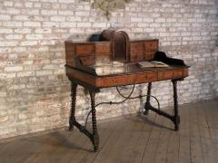 Spanish 17th Century Campaign Desk - 356428