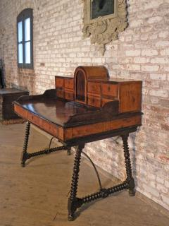 Spanish 17th Century Campaign Desk - 356429