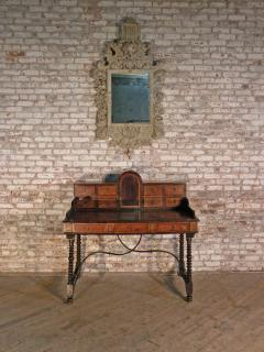 Spanish 17th Century Campaign Desk - 356430