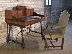 Spanish 17th Century Campaign Desk - 356432