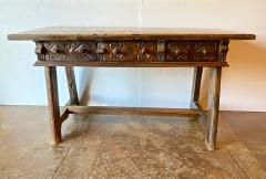 Spanish Colonial Writing Table or Console c 1790 1800 - 1772028