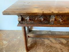 Spanish Colonial Writing Table or Console c 1790 1800 - 1772031