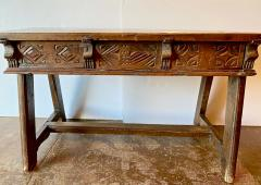 Spanish Colonial Writing Table or Console c 1790 1800 - 1772035