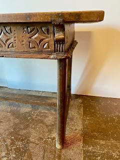Spanish Colonial Writing Table or Console c 1790 1800 - 1772037