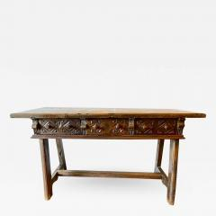 Spanish Colonial Writing Table or Console c 1790 1800 - 1772592