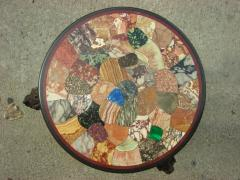 Specimen Marble Table - 373557