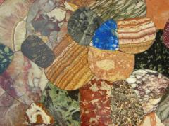 Specimen Marble Table - 373558