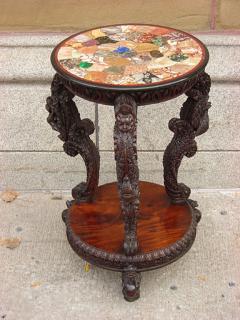 Specimen Marble Table - 374492