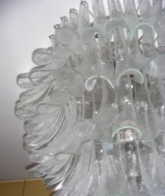 Spectacular 1968 Italian Murano glass chandelier - 909403