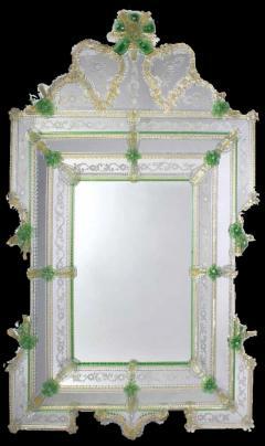Spectacular Venetian Mirror from Italy - 2054951
