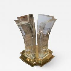 Spectrum Lucite Dining Table Base - 1221270