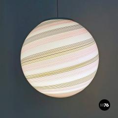 Sphere chandelier 1980s - 2102691