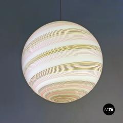 Sphere chandelier 1980s - 2102692