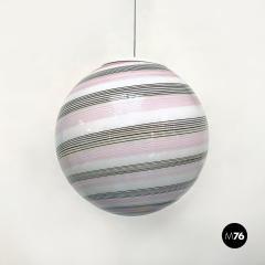 Sphere chandelier 1980s - 2102694