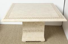 Square Marble Dining or Conference Table - 806876