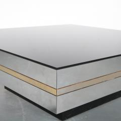 Square Uplighter Coffee Table in the style of Maria Sabot Belgium 1970 - 1311172