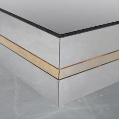 Square Uplighter Coffee Table in the style of Maria Sabot Belgium 1970 - 1311173