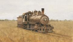 Stan Masters Old Loco - 1392975