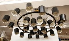 Stan Usel Contemporary Chandeliers circular by Stan Usel - 1196692
