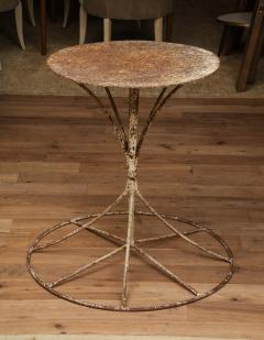 Steel Garden Table - 1280921