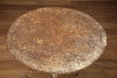 Steel Garden Table - 1280922