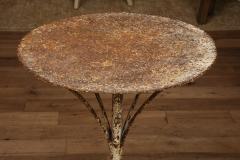 Steel Garden Table - 1280924