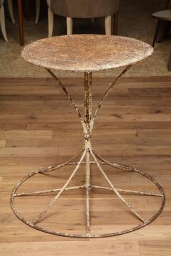 Steel Garden Table - 1280925