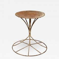 Steel Garden Table - 1281570
