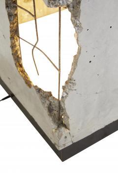 Stefan Rurak Studio Cracked Side Table - 812824