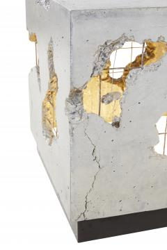 Stefan Rurak Studio Cracked Side Table - 812825